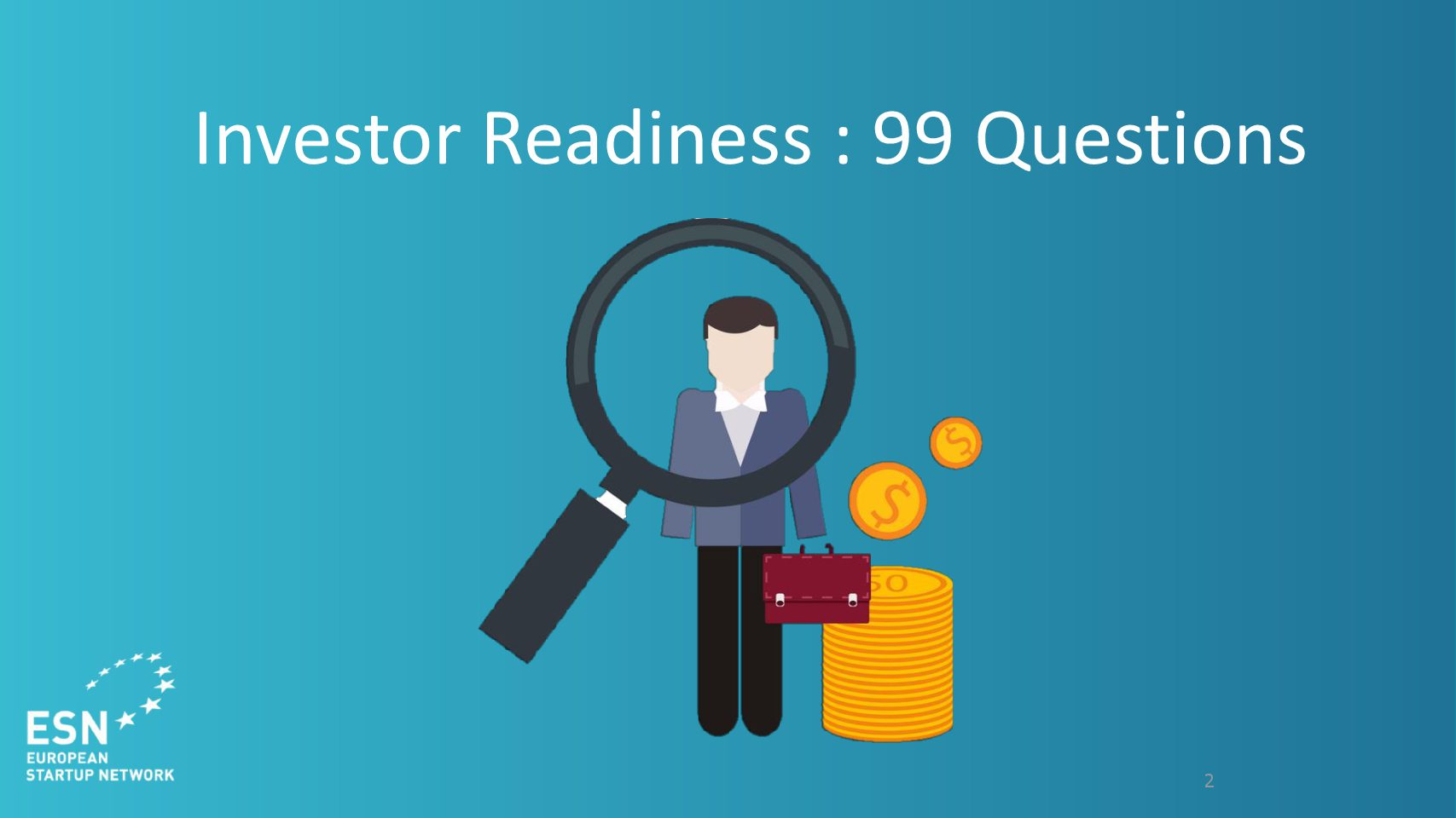Read our 99 questions